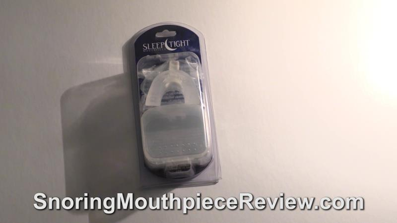 sleeptight mouthpiece box