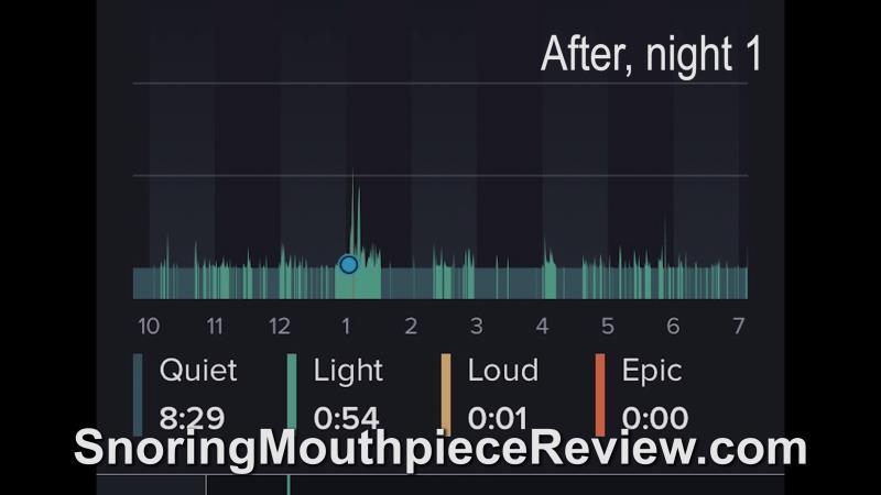 after puresleep night 1