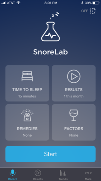 Top 5 Snoring Apps for iPhone & Android (Updated for 2018)