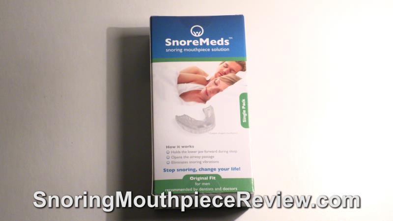 snoremeds box