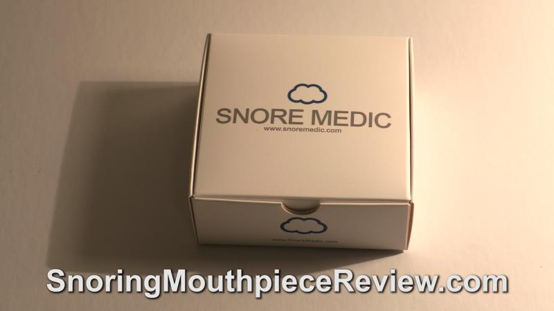 snoremedic in box